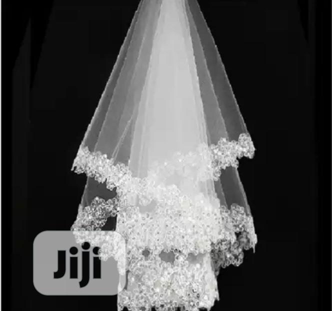 Beautiful Bridal Veil