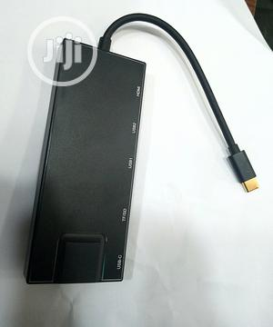 Generic 7 in 1 USB C Hub   Computer Accessories  for sale in Lagos State, Ikeja