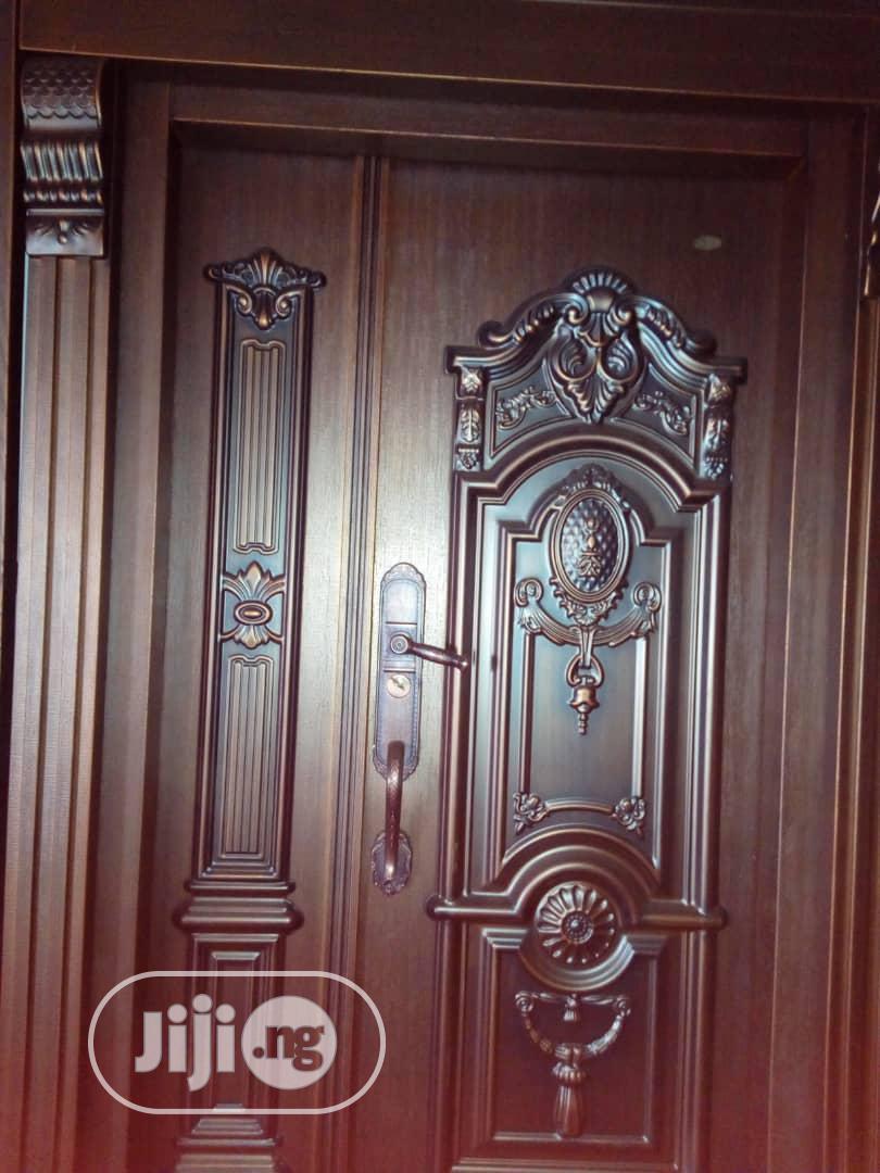 Cupper Special Security Amord Door