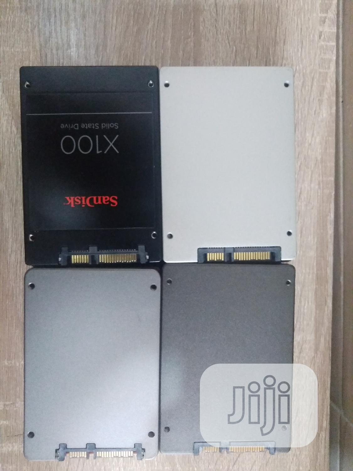 128gb Solid State (SSD) SATA Drive, 2.5 Inch Laptop Internal   Computer Hardware for sale in Ikeja, Lagos State, Nigeria