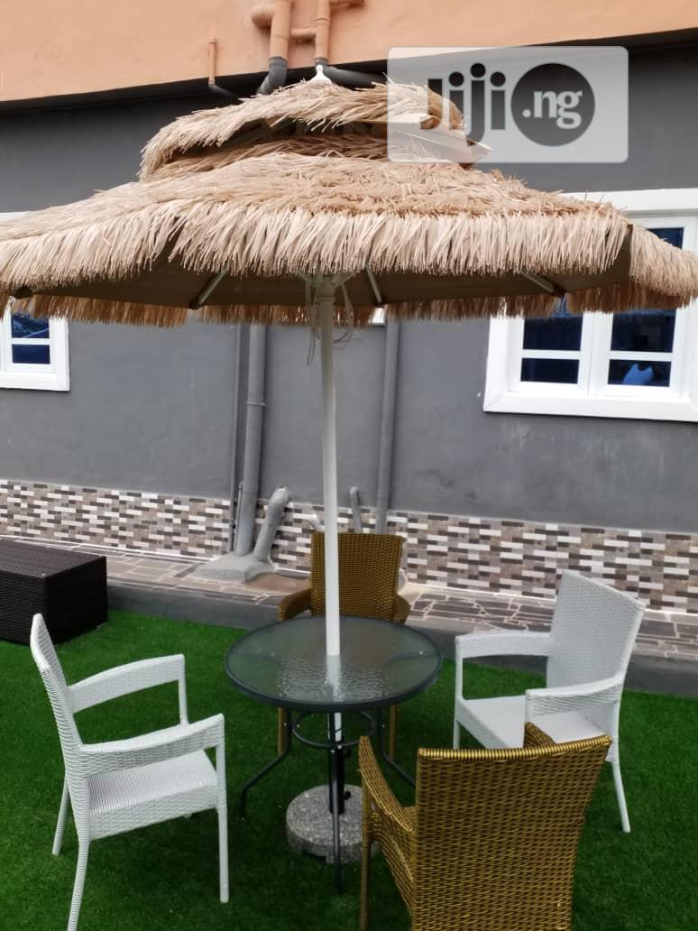 Garden Chairs And Canopies