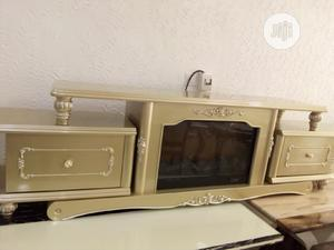Good Quality Royal Tv Shelf Fire Frame | Furniture for sale in Lagos State, Ojo