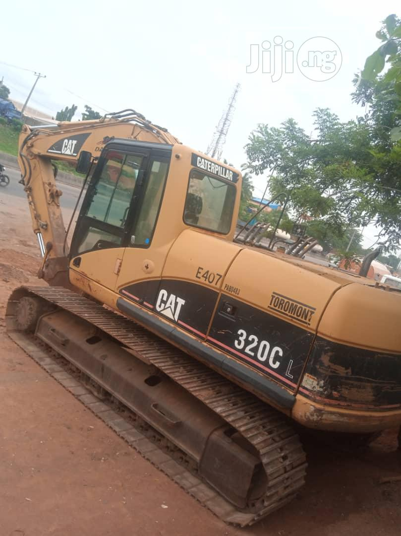 Excavators 320CL 2003 Hydraulic For Sale