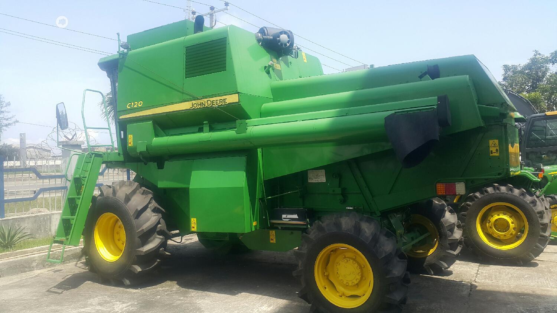 Brand New John Deere C120 Combine Harvester