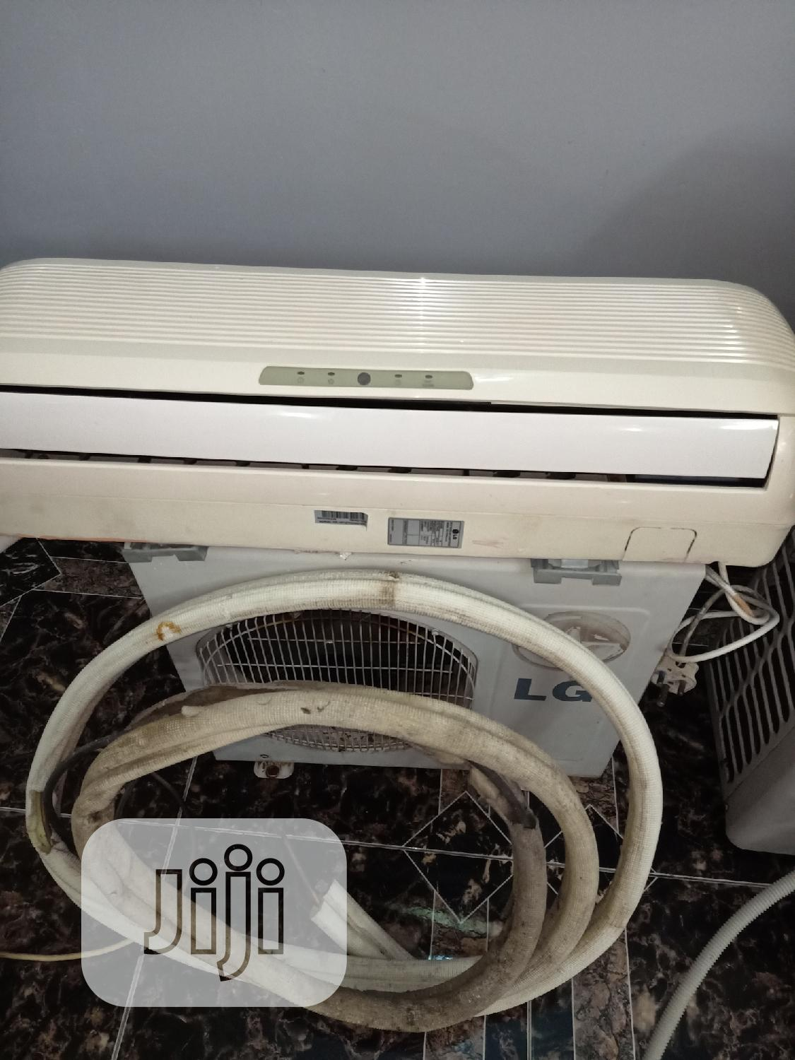 1HSP Ac With Kit. | Home Appliances for sale in Kosofe, Lagos State, Nigeria