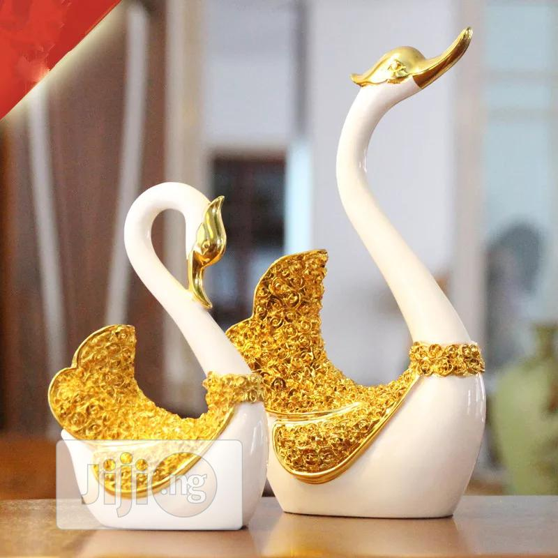 Deer Ornament For Table Decorations 2 Set | Home Accessories for sale in Lagos Island (Eko), Lagos State, Nigeria