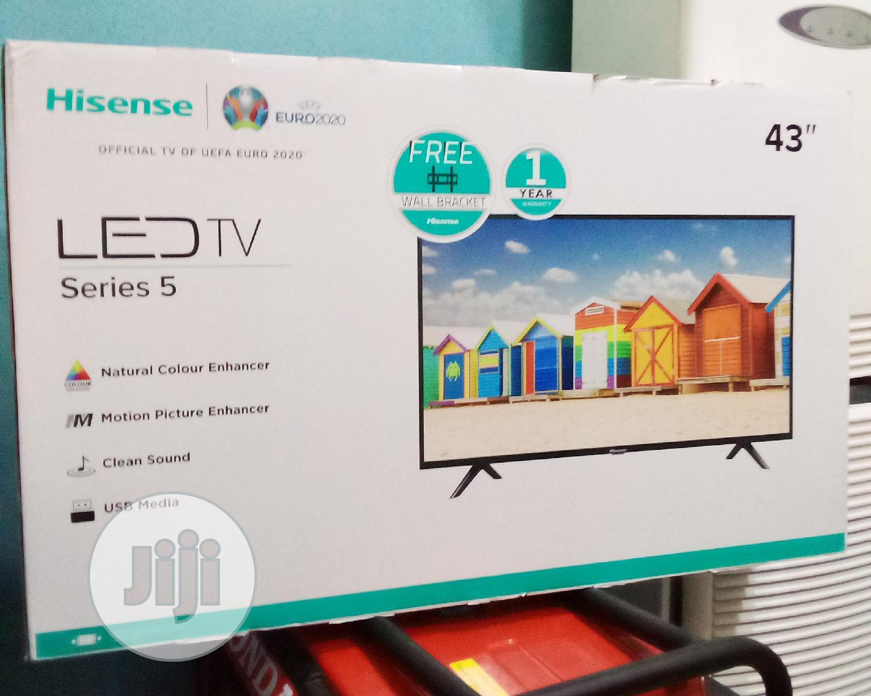 "Hisense 43"" LED TV Series 5 43B5100P | TV & DVD Equipment for sale in Wuse 2, Abuja (FCT) State, Nigeria"