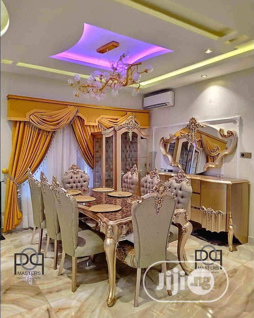 Pop Installations, Wall Screeding, TV Stand, Wine Bar, Archs | Building & Trades Services for sale in Ikoyi, Lagos State, Nigeria