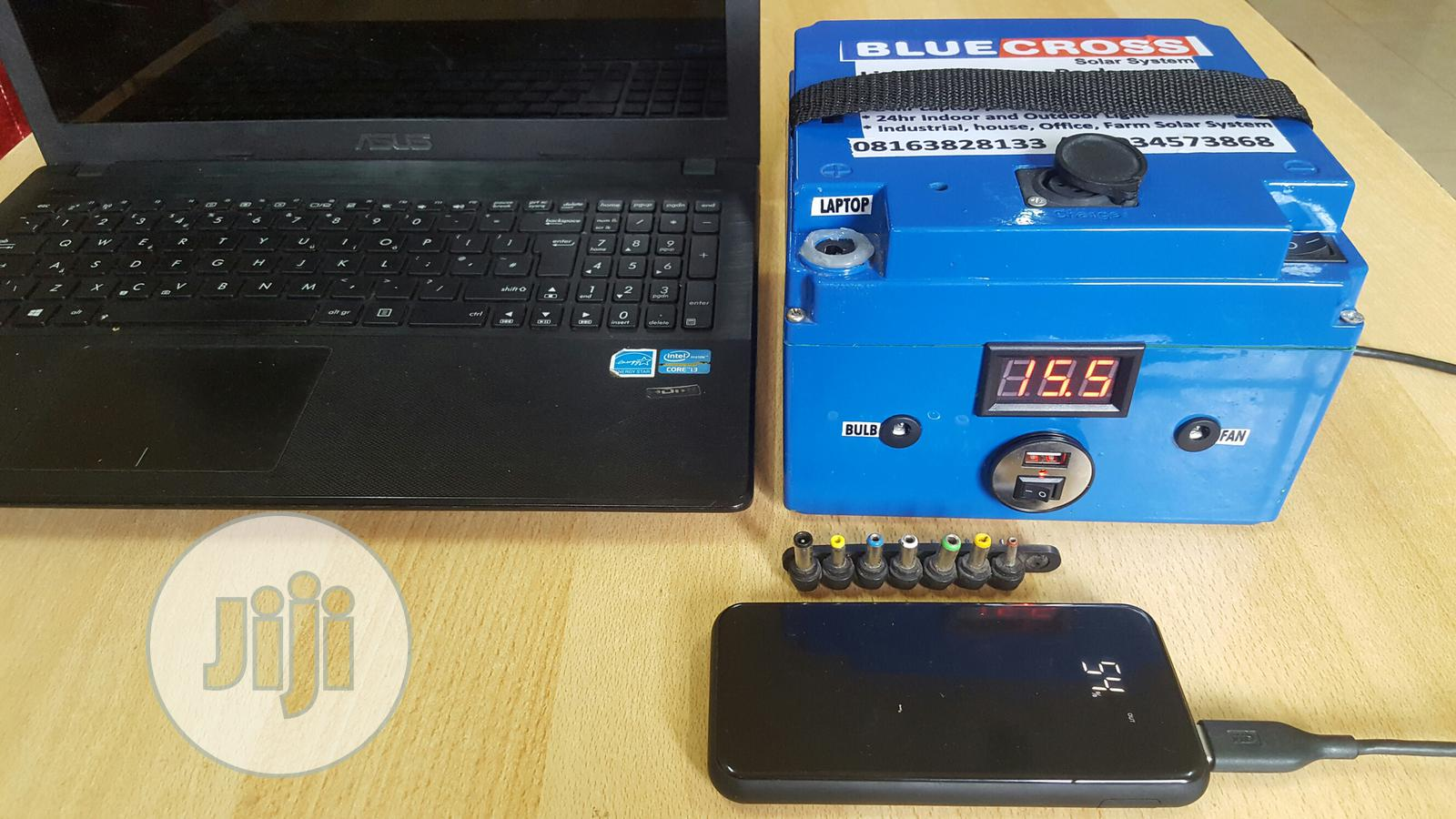 150000mah Laptop Universal Powerbank | Solar Energy for sale in Egbeda, Oyo State, Nigeria
