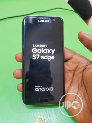 Samsung Galaxy S7 edge 32 GB Blue | Mobile Phones for sale in Delta State, Ika South
