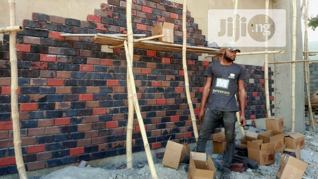 Nigerian Brick Tiles | Building Materials for sale in Port-Harcourt, Rivers State, Nigeria
