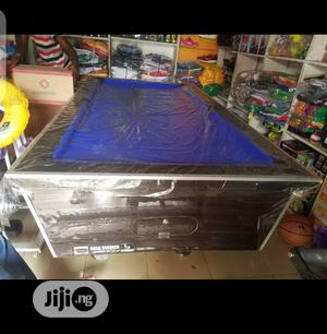Local Snooker Board With Complete Accessories | Sports Equipment for sale in Lagos State, Surulere
