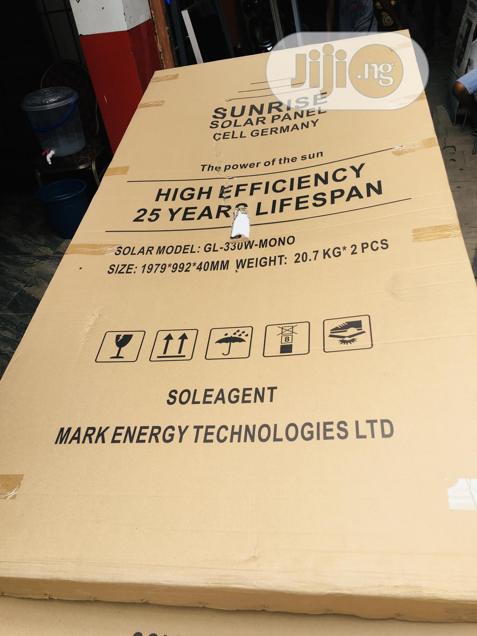 330watts Mono Solar Panel | Solar Energy for sale in Maryland, Lagos State, Nigeria