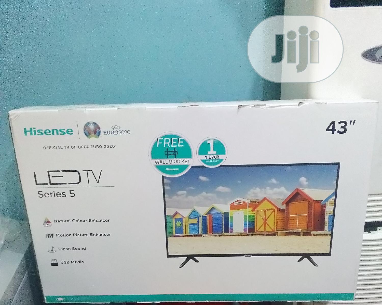 """Hisense LED TV 43B5100P 43"""""""