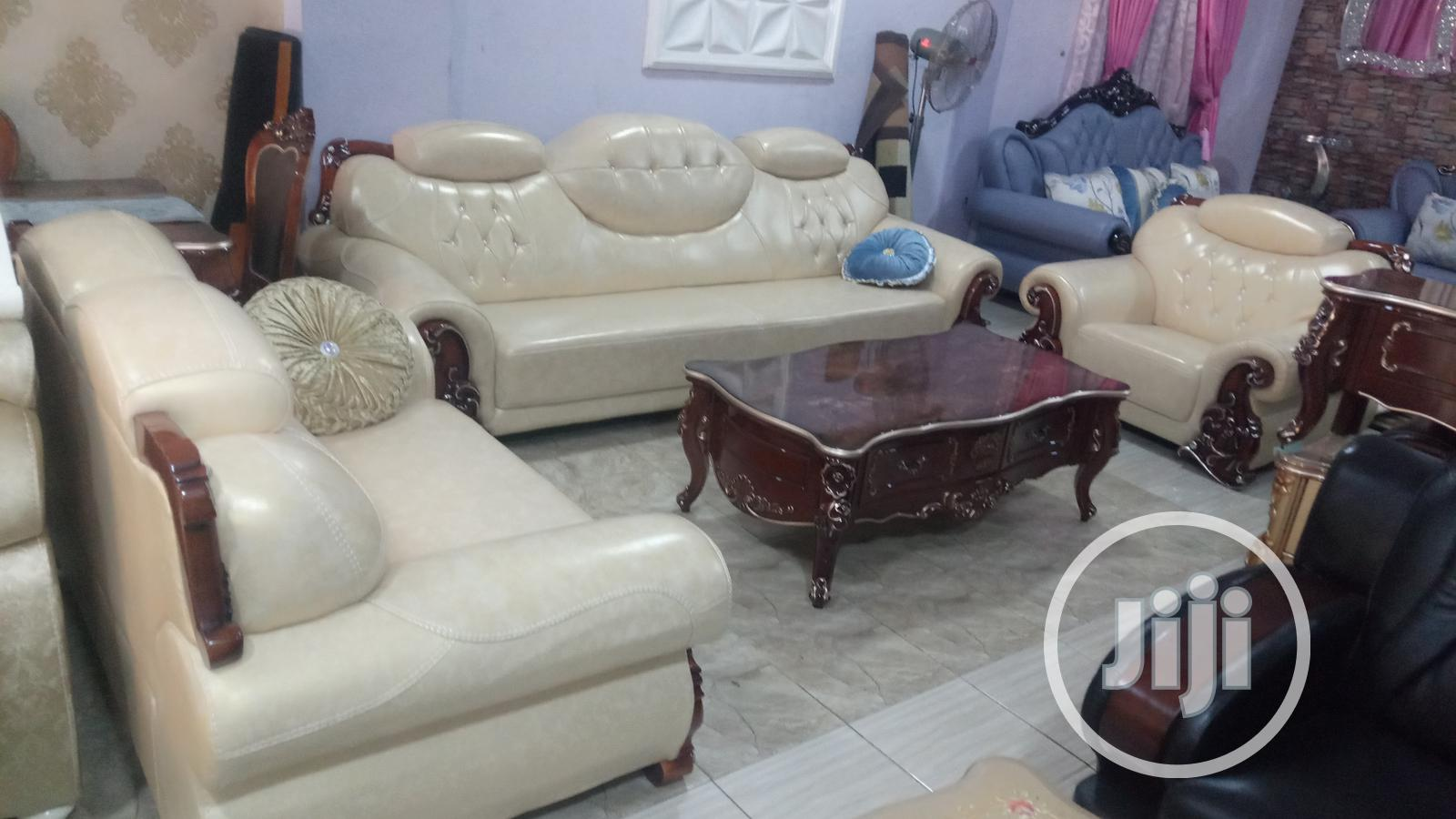 Archive: New Super Executive Pure Leather Turkey Sofa Chair (By-7)