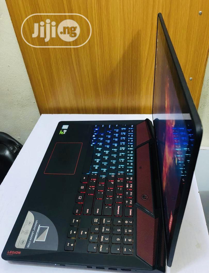 Archive: Laptop Lenovo Legion Y720 16GB Intel Core I7 SSHD (Hybrid) 1.5T