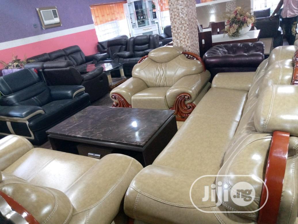 New 7 Seater Sofa | Furniture for sale in Ojo, Lagos State, Nigeria