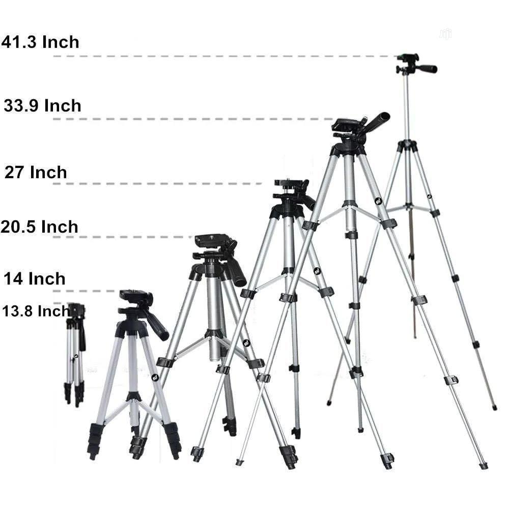 Tripod Stand With Bluetooth | Accessories & Supplies for Electronics for sale in Amuwo-Odofin, Lagos State, Nigeria