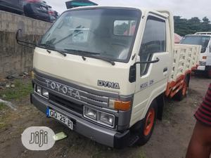 TOYOTA Dyna 150 4tyres Normal Hand | Trucks & Trailers for sale in Lagos State, Apapa