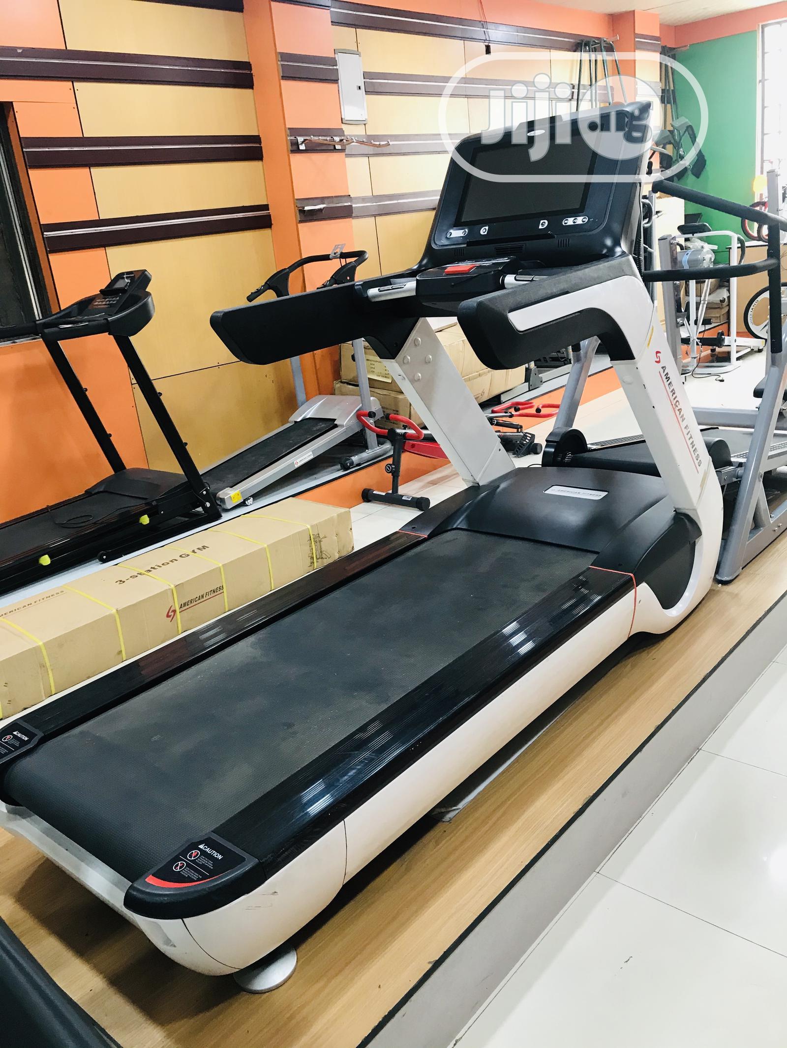 8hp Treadmill