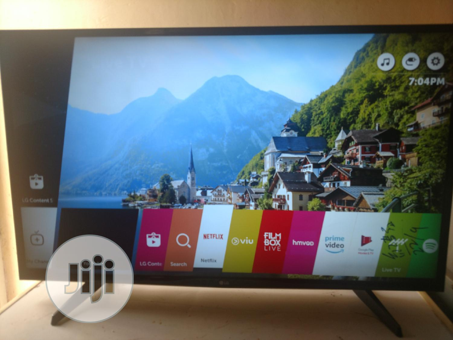 LG 4K UHD Smart Tv 43 Inch | TV & DVD Equipment for sale in Lokogoma, Abuja (FCT) State, Nigeria