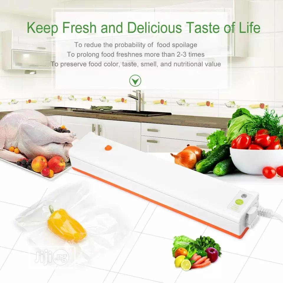Food Packaging Machine Home Automatic Sealing Machine