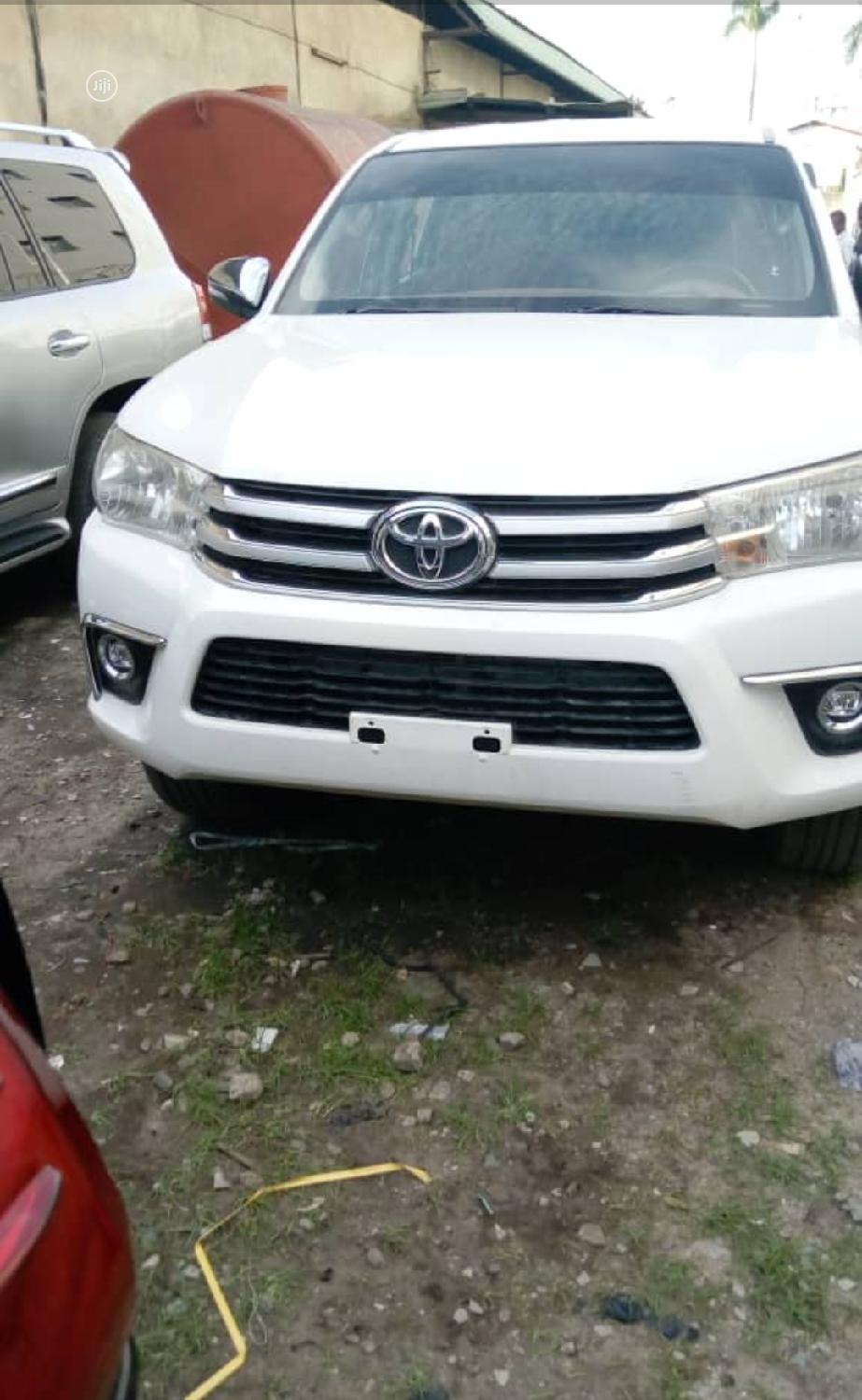 Front Hilux Upgrade From 012 To 018