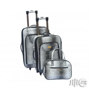 Pure Snake Skin Trolley Bag   Bags for sale in Lagos State