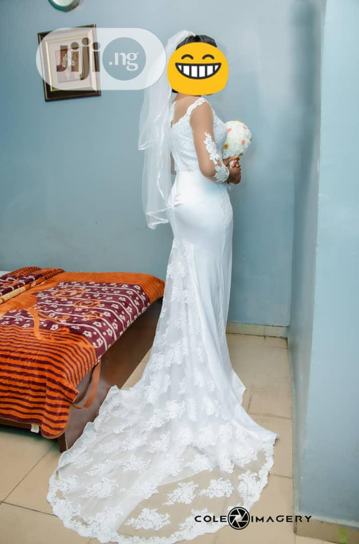 Archive: Mermaid Wedding Gown