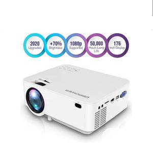 Dbpower Led Light Source Smart Home Projector   TV & DVD Equipment for sale in Lagos State, Lekki
