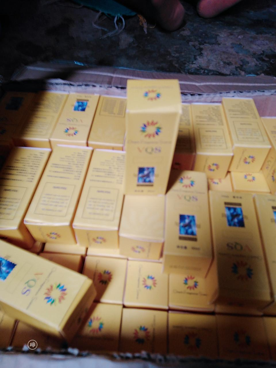 VQS Whitening, Acne Spot Removal Pure Essential Oil   Skin Care for sale in Ikeja, Lagos State, Nigeria