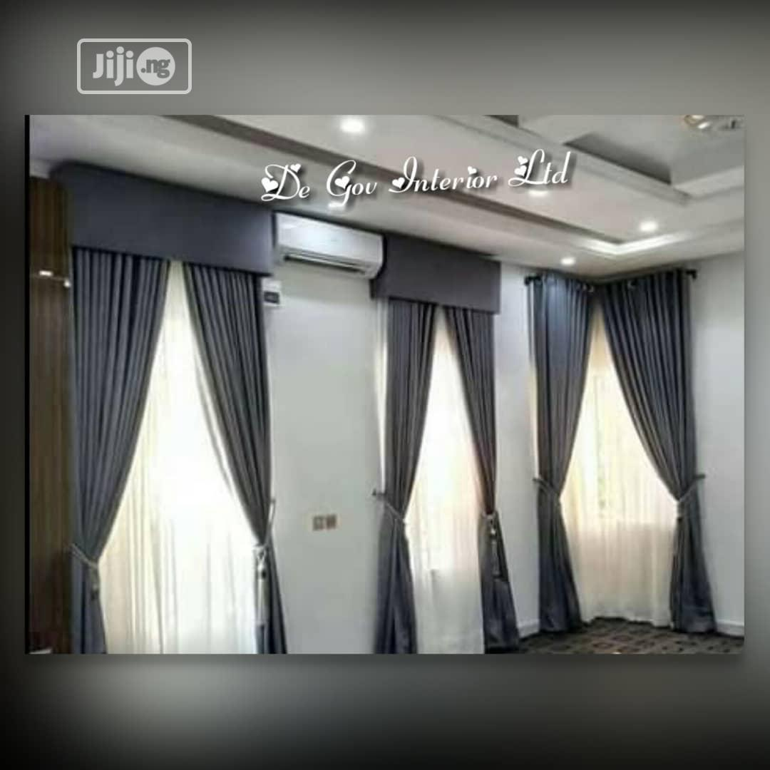 Archive: Window Curtain