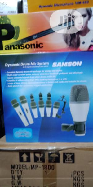 7 Set Drum Microphone | Musical Instruments & Gear for sale in Lagos State, Ojo