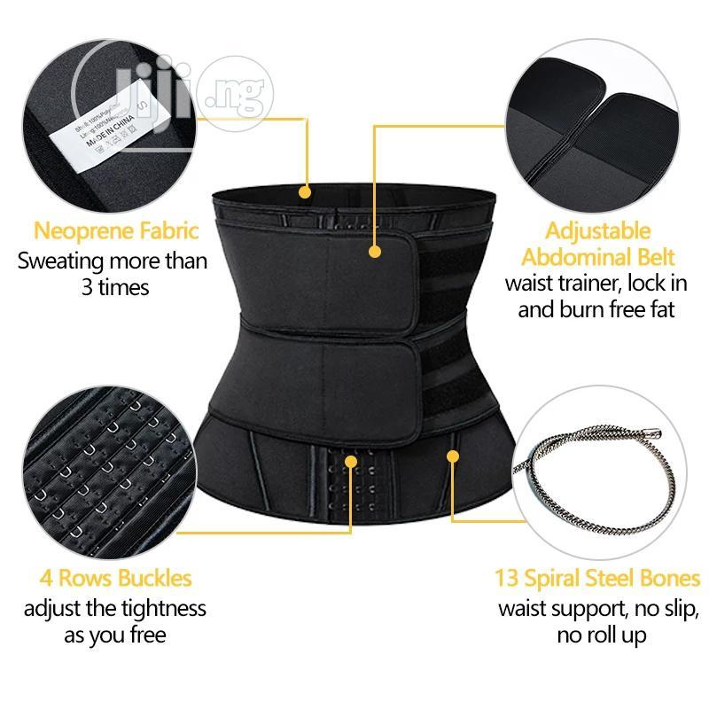 Neoprene Latex Waist Trainer   Clothing Accessories for sale in Lagos Island, Lagos State, Nigeria