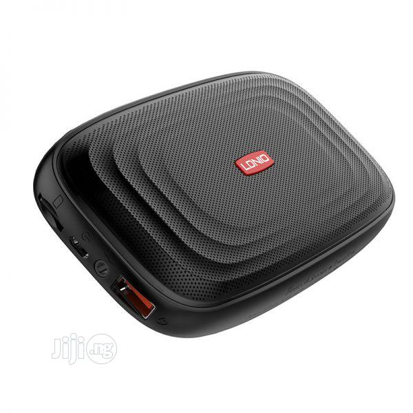 LDNIO BTS11 2 In 1 True Wireless Bluetooth Speaker And Power Bank | Audio & Music Equipment for sale in Ikeja, Lagos State, Nigeria