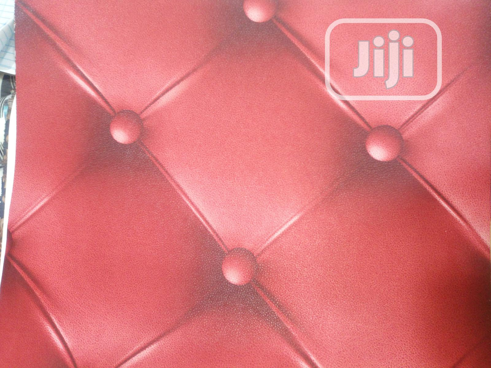 Wall Paper Red