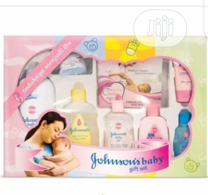 Johnson Gift Set