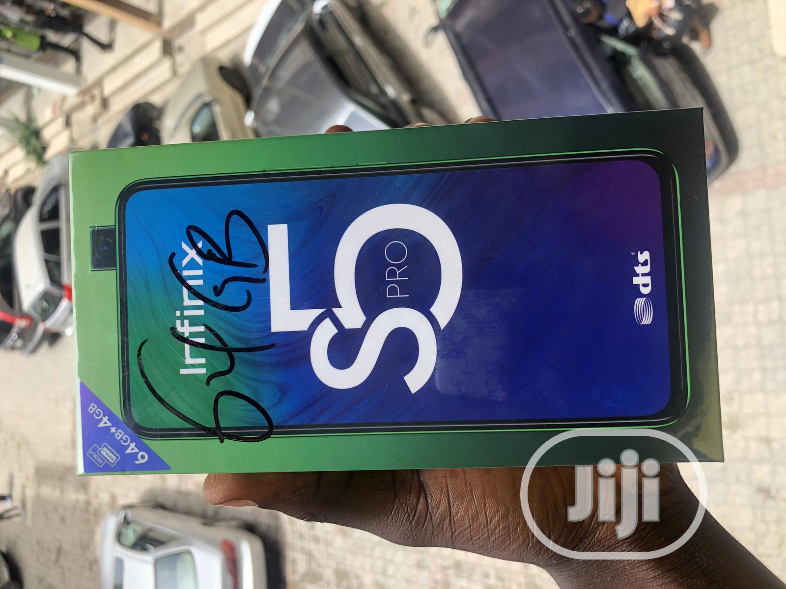 New Infinix S5 Pro 64 GB Blue
