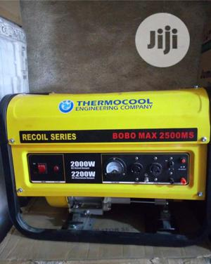 Thermocool Generator 1year Warranty Simply The Best Bobomax   Electrical Equipment for sale in Lagos State, Ojo