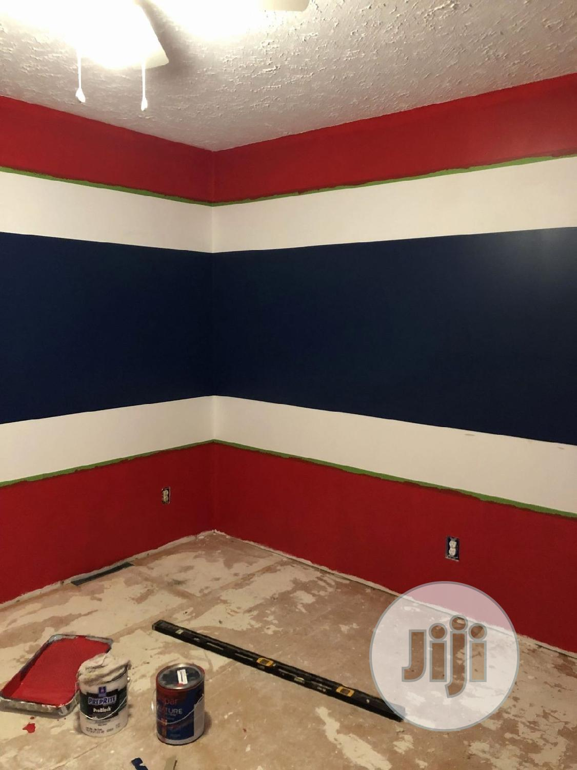 Archive: Wall Painting And Screeding
