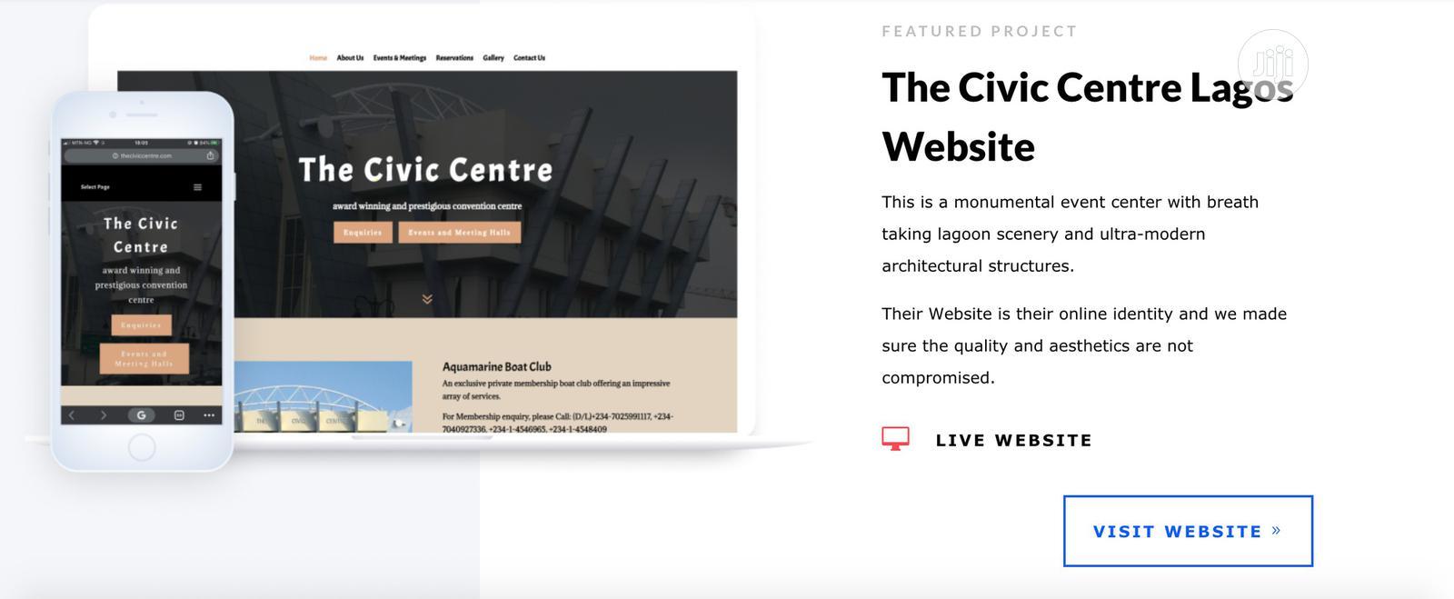 Get a Minimal Website for 80k in Three Days 💃🏾