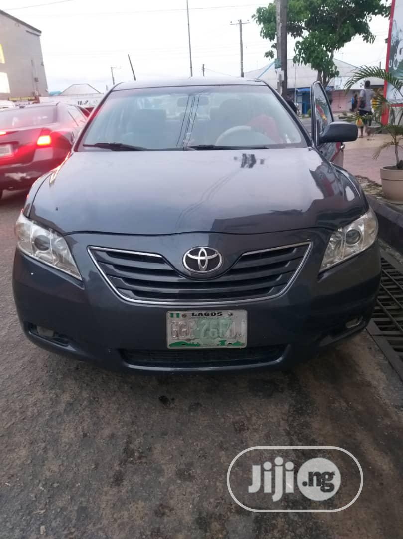 Archive: Toyota Camry 2008 2.4 CE Gray