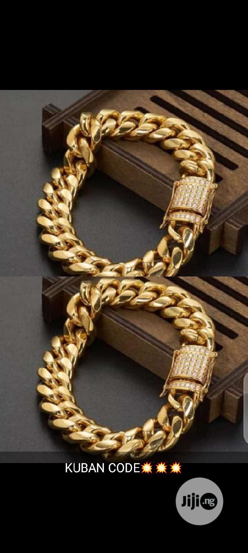 KUBAN Code Hand Chain