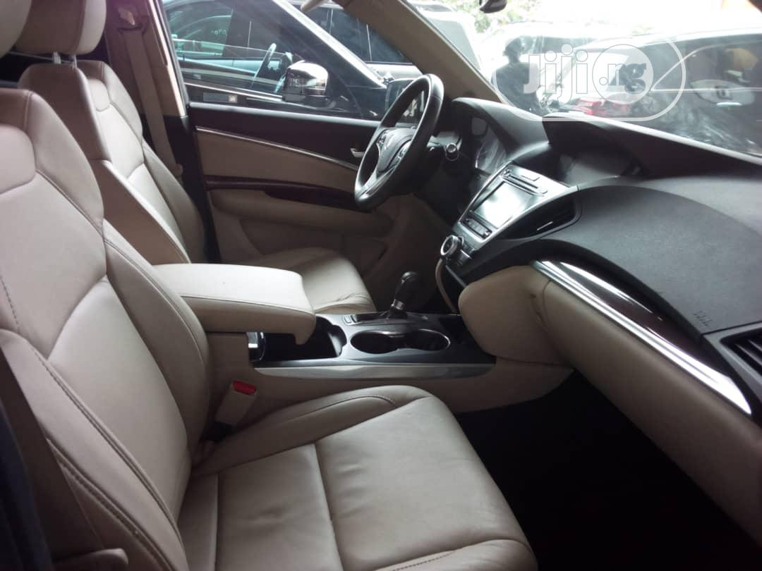 Acura MDX 2014 White | Cars for sale in Apapa, Lagos State, Nigeria
