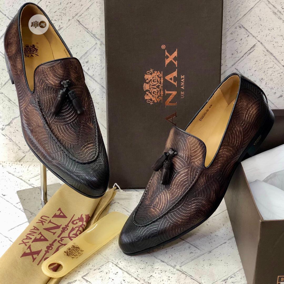 Italian Designer Shoes - John Foster in