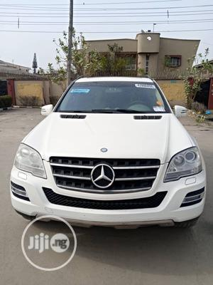 Mercedes-Benz M Class 2011 White | Cars for sale in Lagos State, Amuwo-Odofin