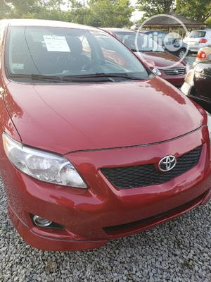 Toyota Corolla 2010 Red | Cars for sale in Abuja (FCT) State, Galadimawa