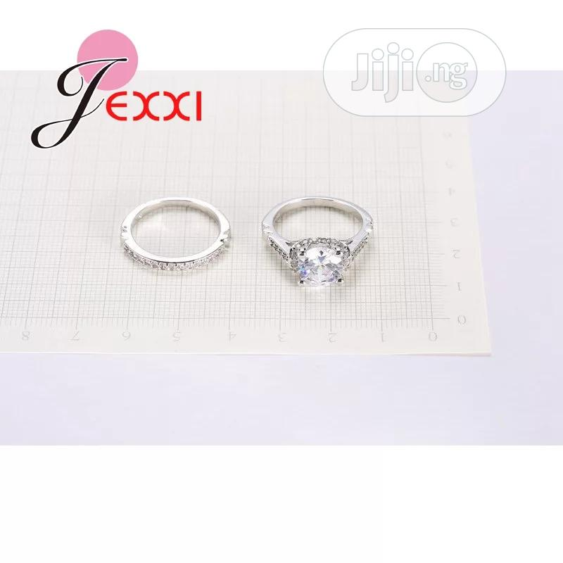 Loxy Cute Wedding Ring Set | Wedding Wear & Accessories for sale in Port-Harcourt, Rivers State, Nigeria