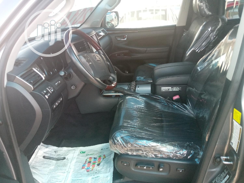 Lexus LX 570 2014 Gray | Cars for sale in Ikoyi, Lagos State, Nigeria
