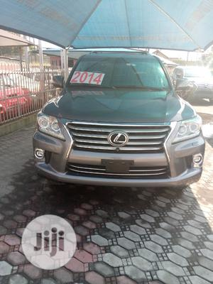 Lexus LX 2014 570 Base Gray | Cars for sale in Lagos State, Ikoyi